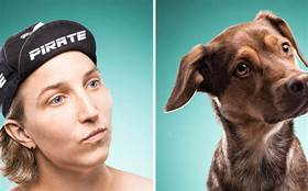 「我和我家狗子越長越像了」看完這組對比照,笑瘋……